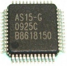 E-CMOS AS15-G IC SMD (Reparación T-Con)